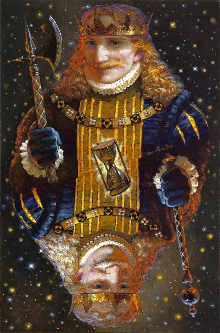Виктор Низовцев 1965 | Russian Fantasy painter