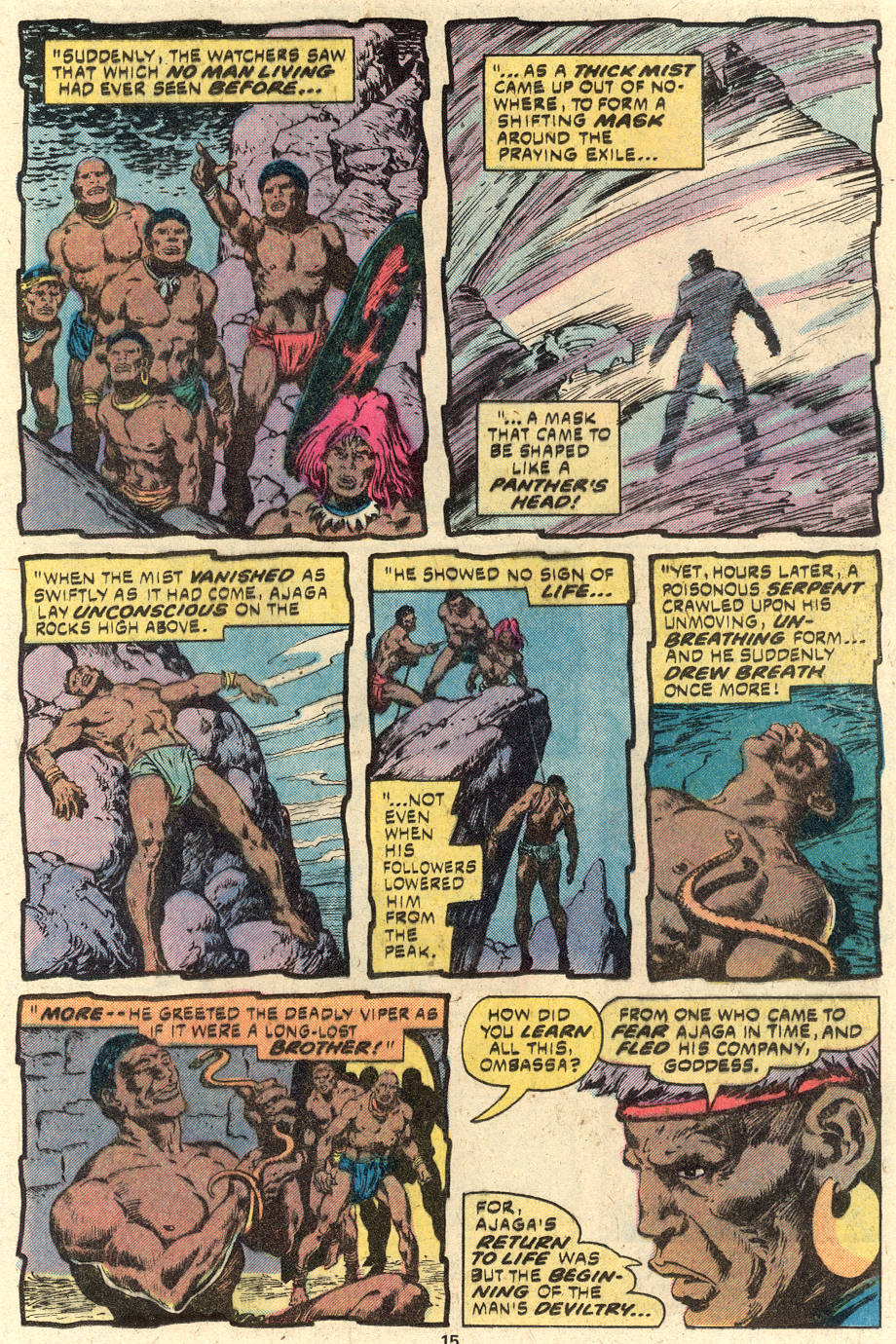 Conan the Barbarian (1970) Issue #94 #106 - English 10