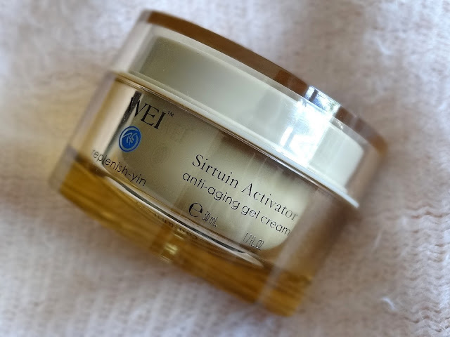 WEI Beauty Sirtuin Activator Anti-Aging Gel Cream