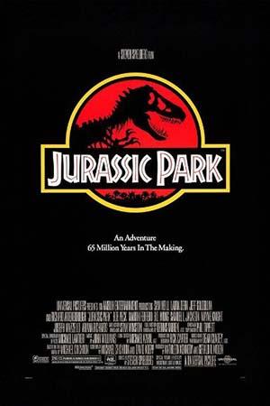 Poster Jurassic Park 1993