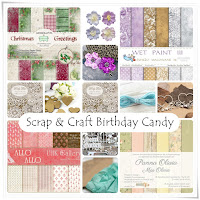 Scrap & Craft Candy