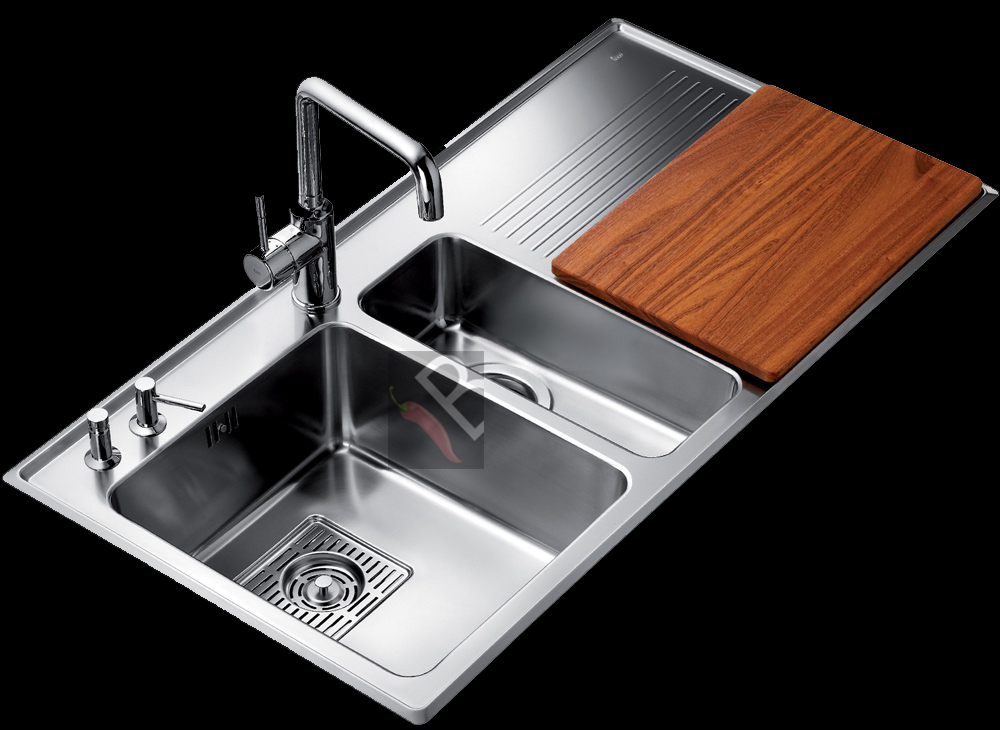 Is there quality differences in stainless steel kitchen sinks