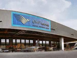Lowongan Planner di PT GMF AeroAsia (Group BUMN Garuda