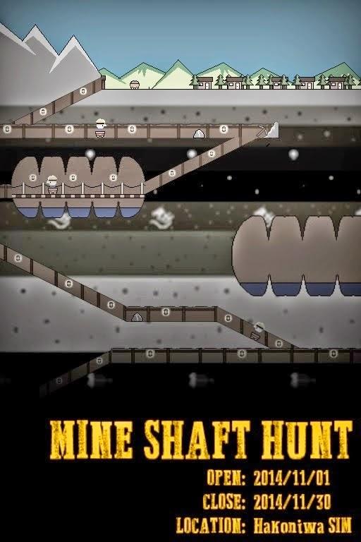 Mine Shaft HUNT!