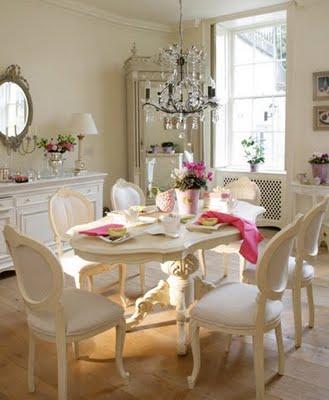 Perfeito para os eternos romanticos we love decor Casas estilo romantico