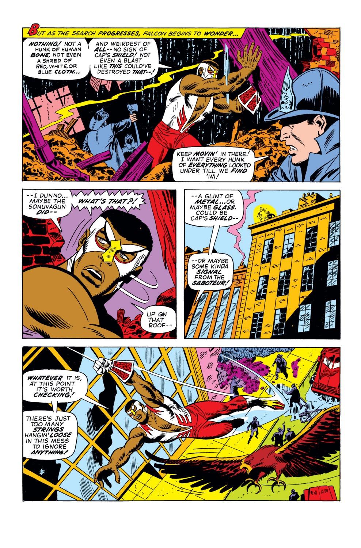 Captain America (1968) Issue #157 #71 - English 13