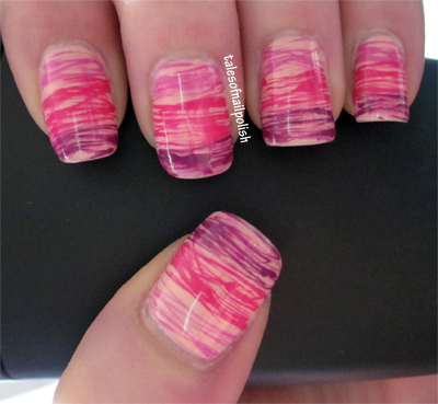 Tales of nail polish april 2012 dotting tool stripes nail art prinsesfo Image collections