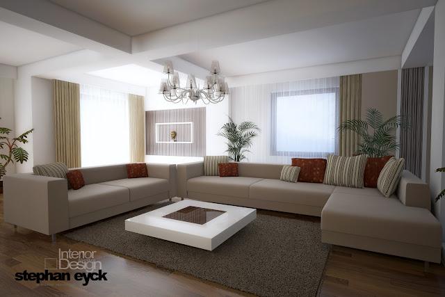 Design interior casa r galati livingroom si diningroom - Intorio dijayin ...