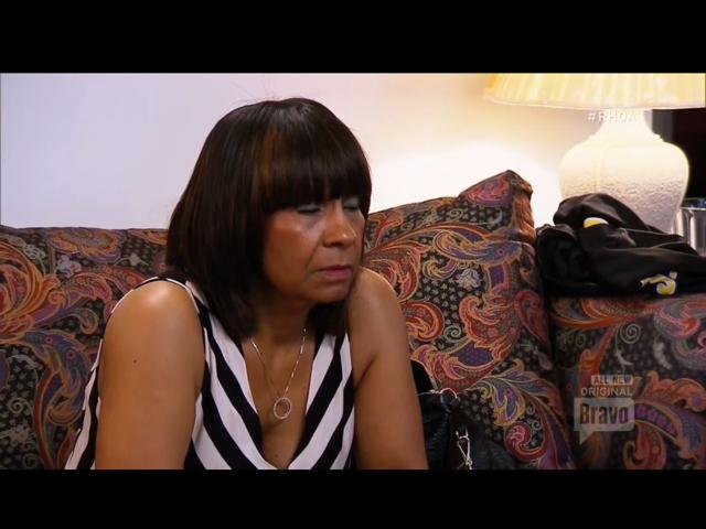 Mama Joyce aneurysm