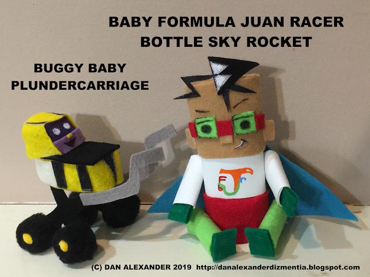 Baby Formula Juan Racer