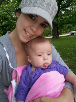 At the park with Mom!