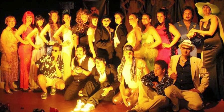 Teatro Nivel I 2013