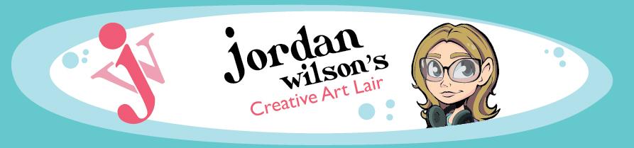 Jordan Wilson's Creative Art Lair