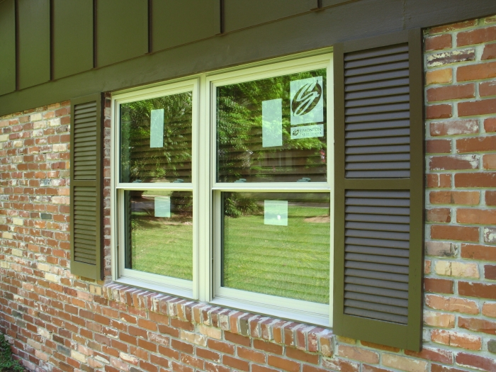 Replacement windows by window world energy efficient vinyl for Low energy windows