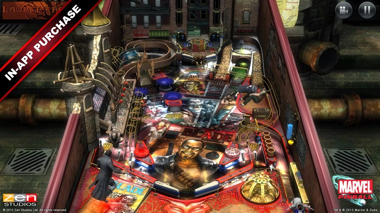 Marvel Pinball v1.2.1 [Unlocked]