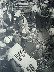 Vuelta Ciclista  a España (1980) Equipo Zeus