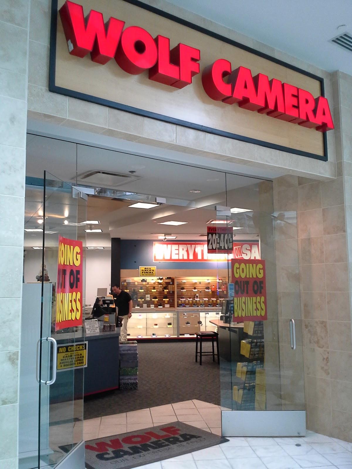Tomorrow's News Today - Atlanta: Wolf & Ritz Camera Begin ...