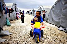 Al 2,400 euro binnen voor kinderwerk in vluchtelingen-kamp Suruc