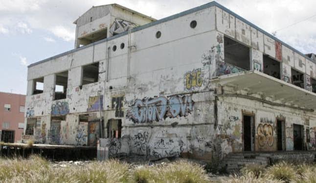 Patrimonio industrial arquitect nico santa cruz de tenerife urbanismo tendr que conservar - Constructoras tenerife ...