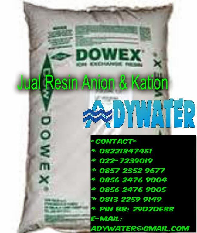 Jual Resin Dowex Murah | 085624769004