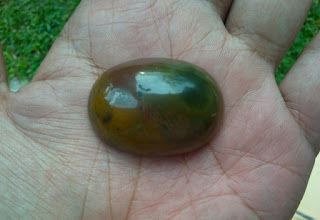 Batu Natural Panca Warna Naga Sui