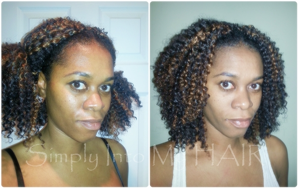 Crochet Hair You Can Wash : Crochet Braids #7 Simply Into My HAIR