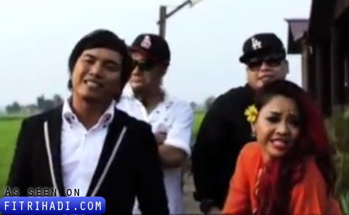video klip lirik lagu anak kampung jimmy palikat one nation emcees