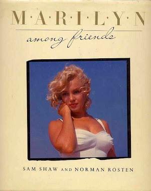 Marilyn entre amigos