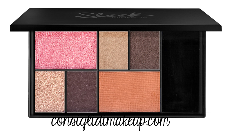 palette eye & cheek novità sephora sleek