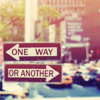Cuando no sabes a donde vas, cualquier camino puede servir.