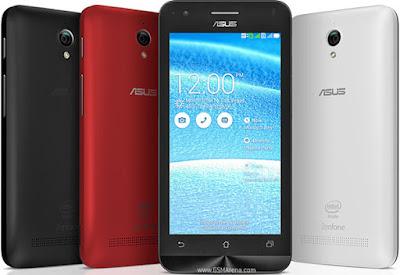 Review ringkas kelebihan dan kekurangan - Sepesifikasi dan harga - Smartphone Asus Zenfone C - karyafikri.blogspot.com