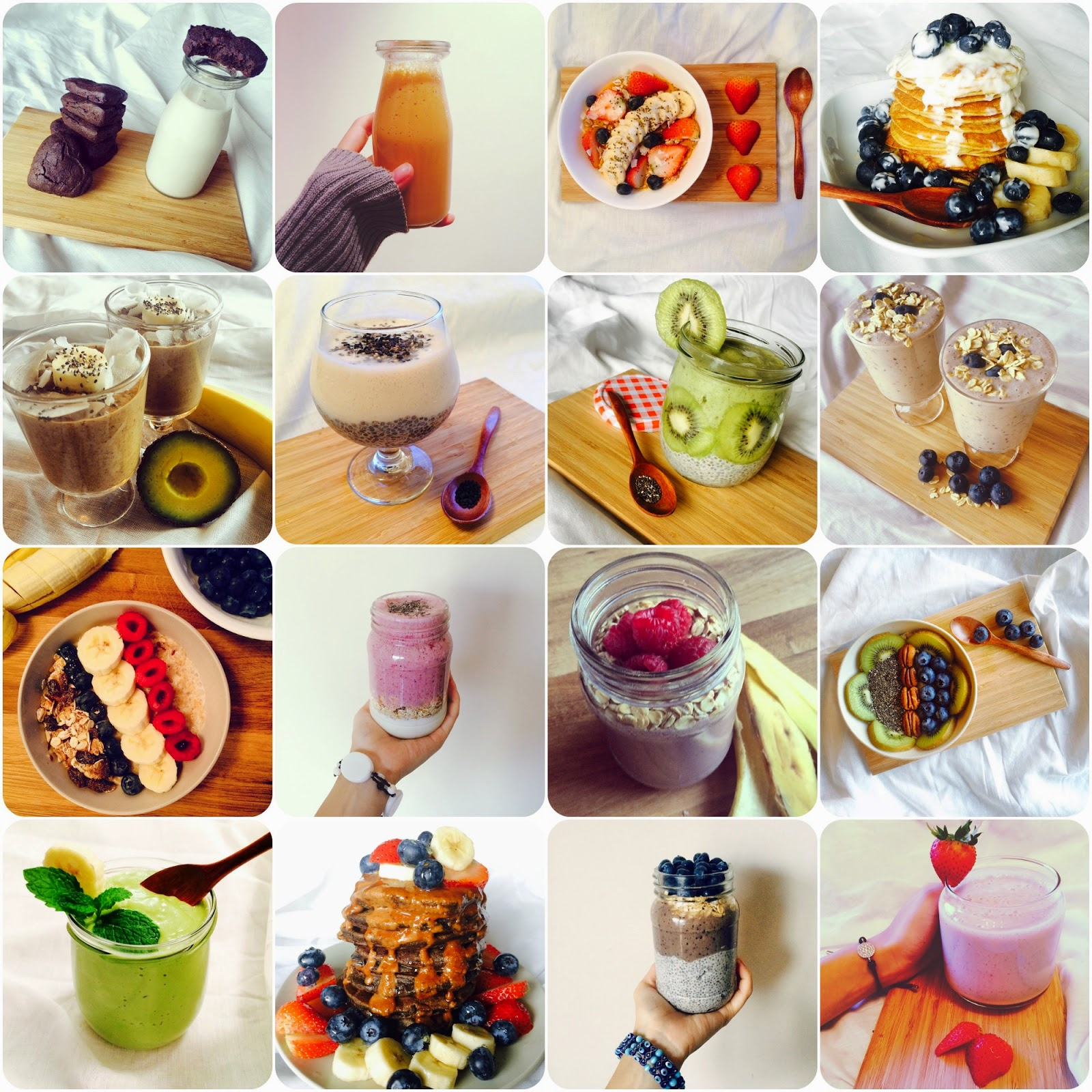 Homemade Recipes with Homemade Almond Milk - Smoothies, Pancakes, Oatmeals, Chia Pudding
