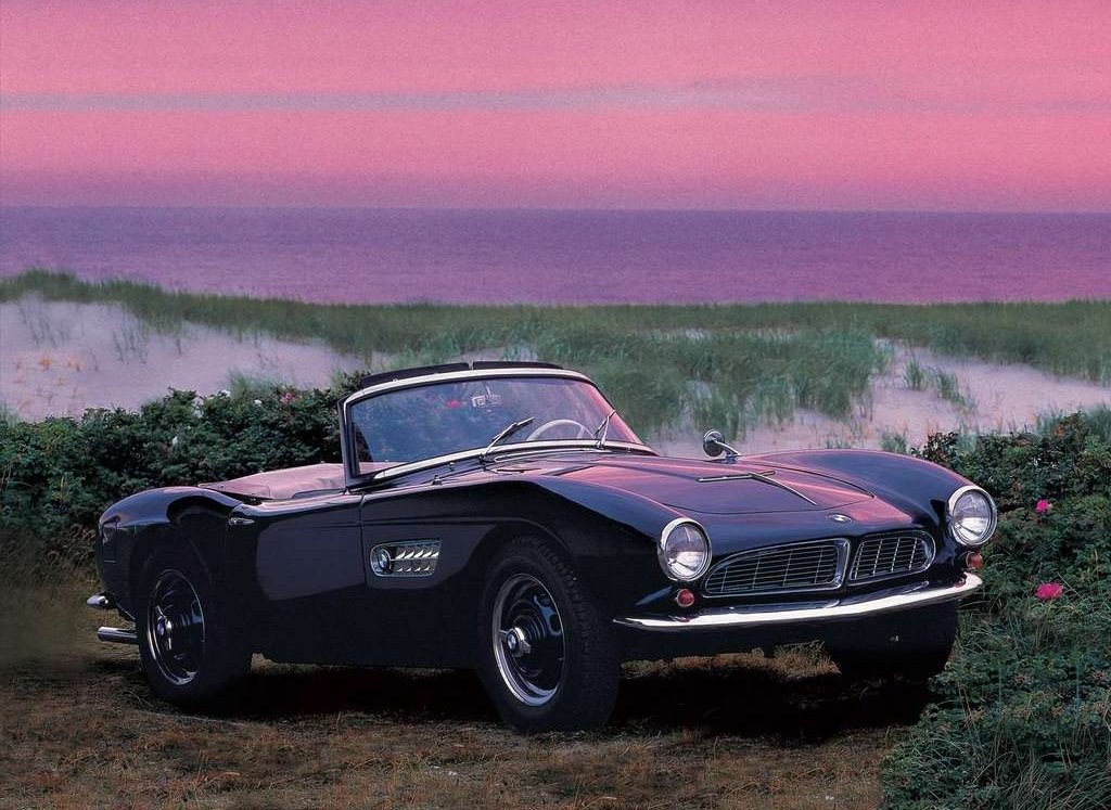 bmw fuel efficient car 1955 bmw 507 cool cars. Black Bedroom Furniture Sets. Home Design Ideas