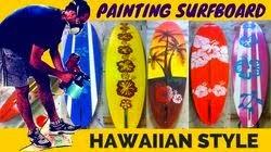tavole da surf hawaiiane