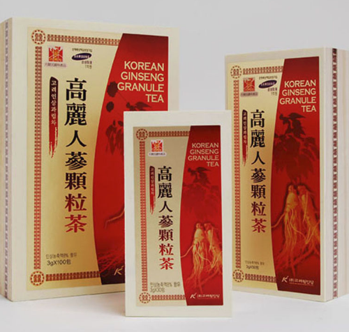 Korea Won's Ginseng Tea