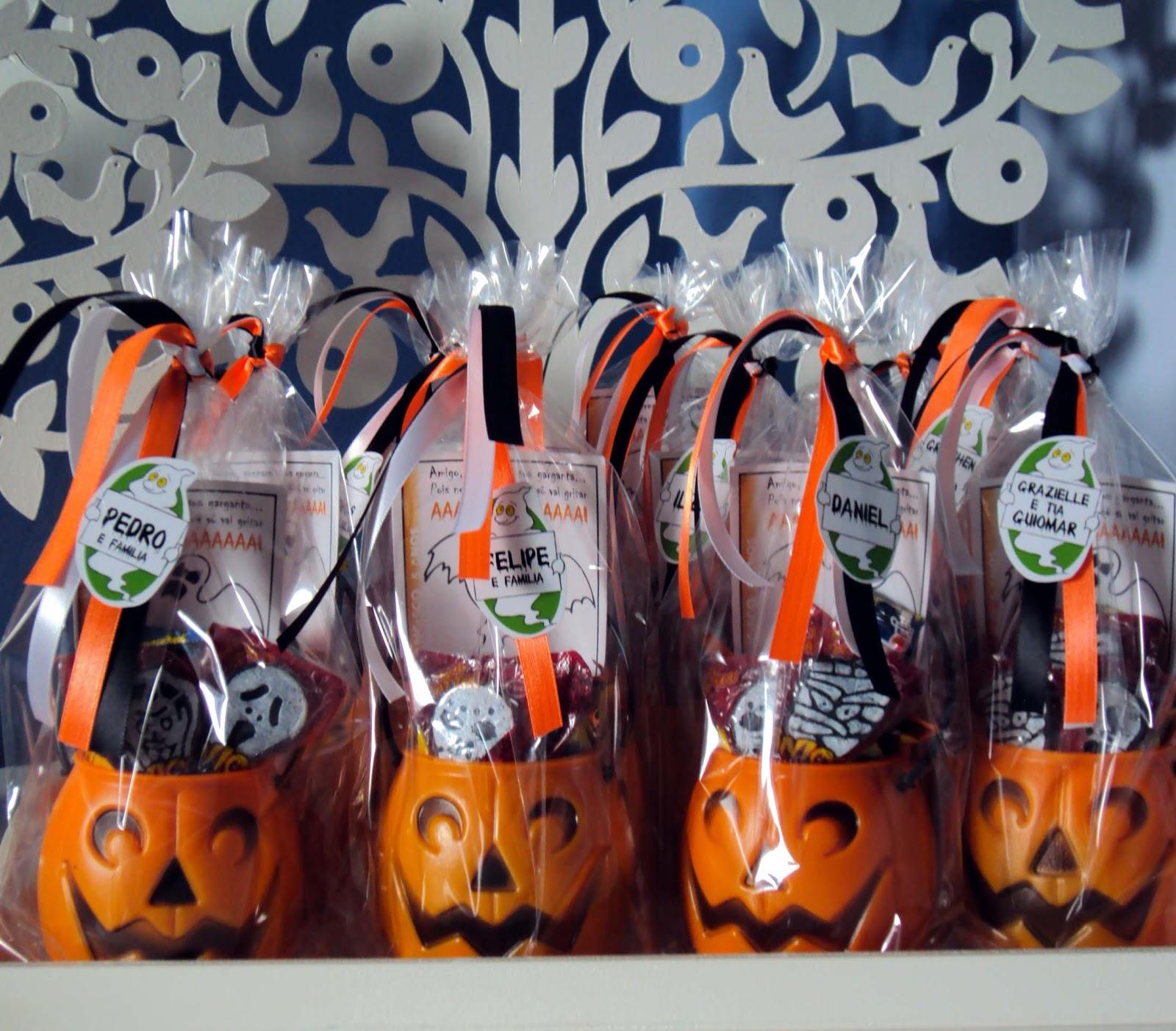 Decoraç u00e3o Viva Alegria Halloween provençal -> Decoracao Para Mesa Halloween