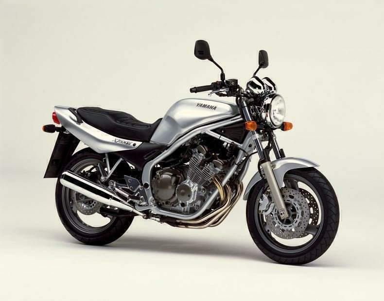 Cool Bikes Yamaha Xj600