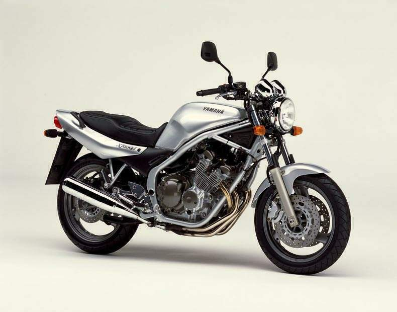 cool bikes yamaha xj600. Black Bedroom Furniture Sets. Home Design Ideas