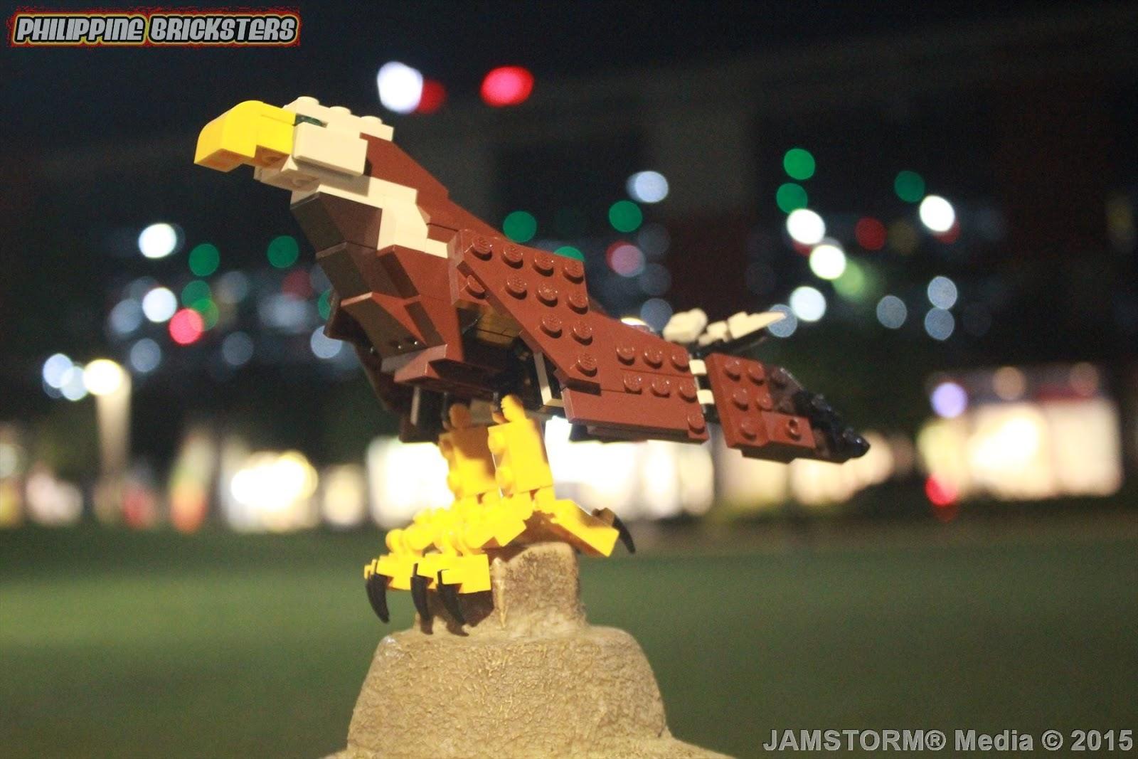 Philippine Bricksters Lego Creator 31004 Fierce Flyer