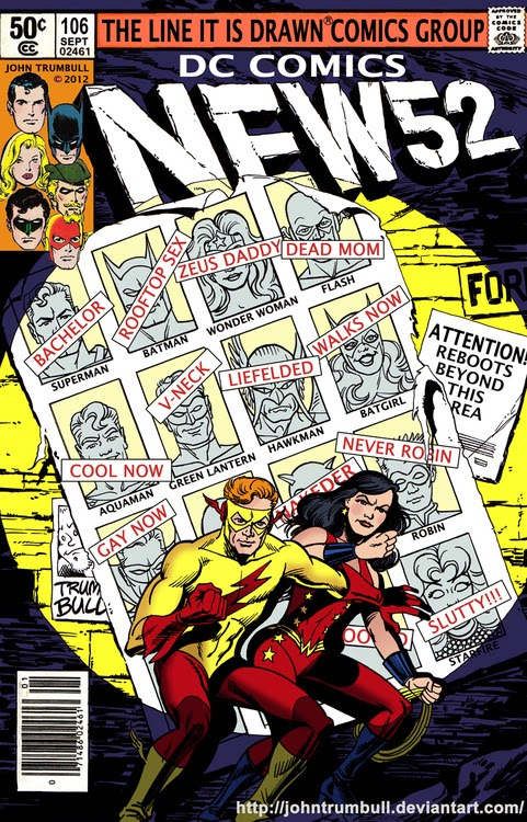 New 52 Homenaje Uncanny X-Men 141