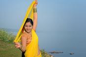 Tholi Sandhya Velalo Heroine Greeshma photos-thumbnail-9