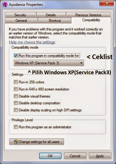 change compability patcher ayodance