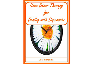 Home Decor Therapy for Dealing with Depression Book