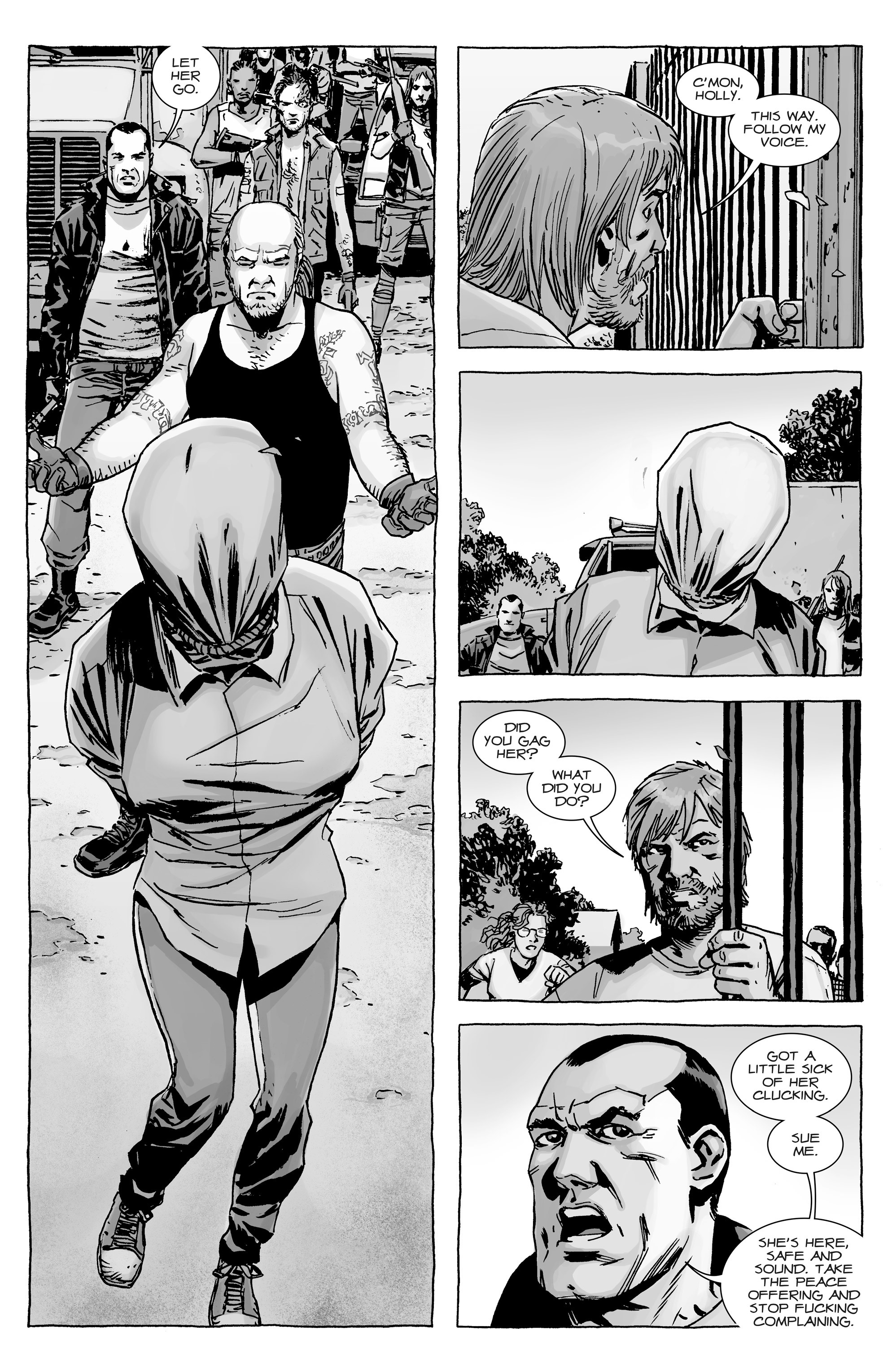 The Walking Dead Issue #119 Page 21