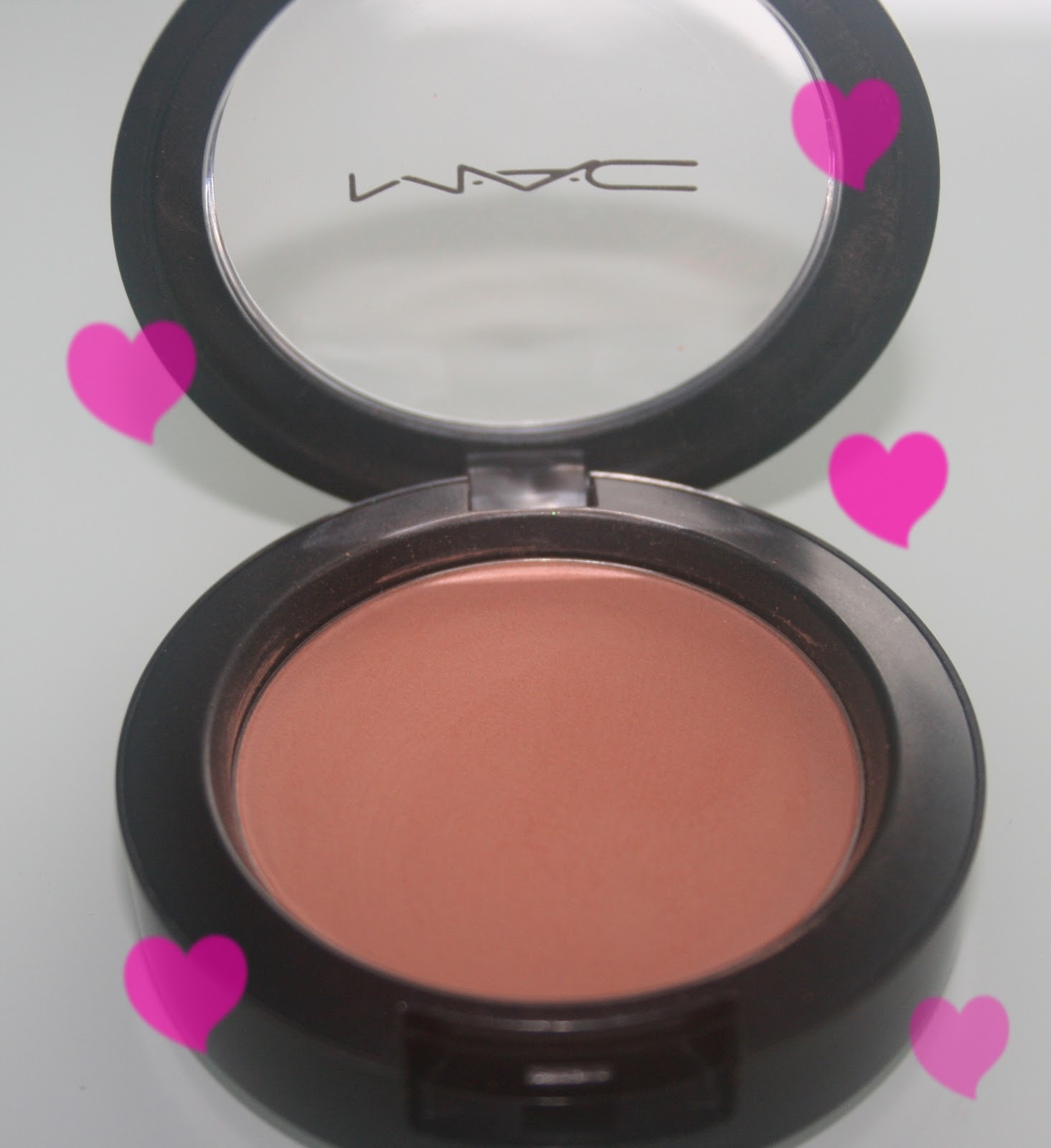 Makeup, Beauty and More: My thoughts on MAC Sheertone Blush in ...