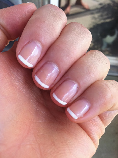 foxy lady beauty french tip shellac