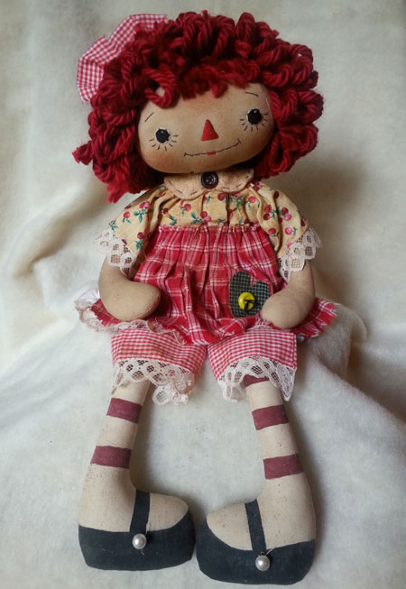 Cherry Dress Annie #7