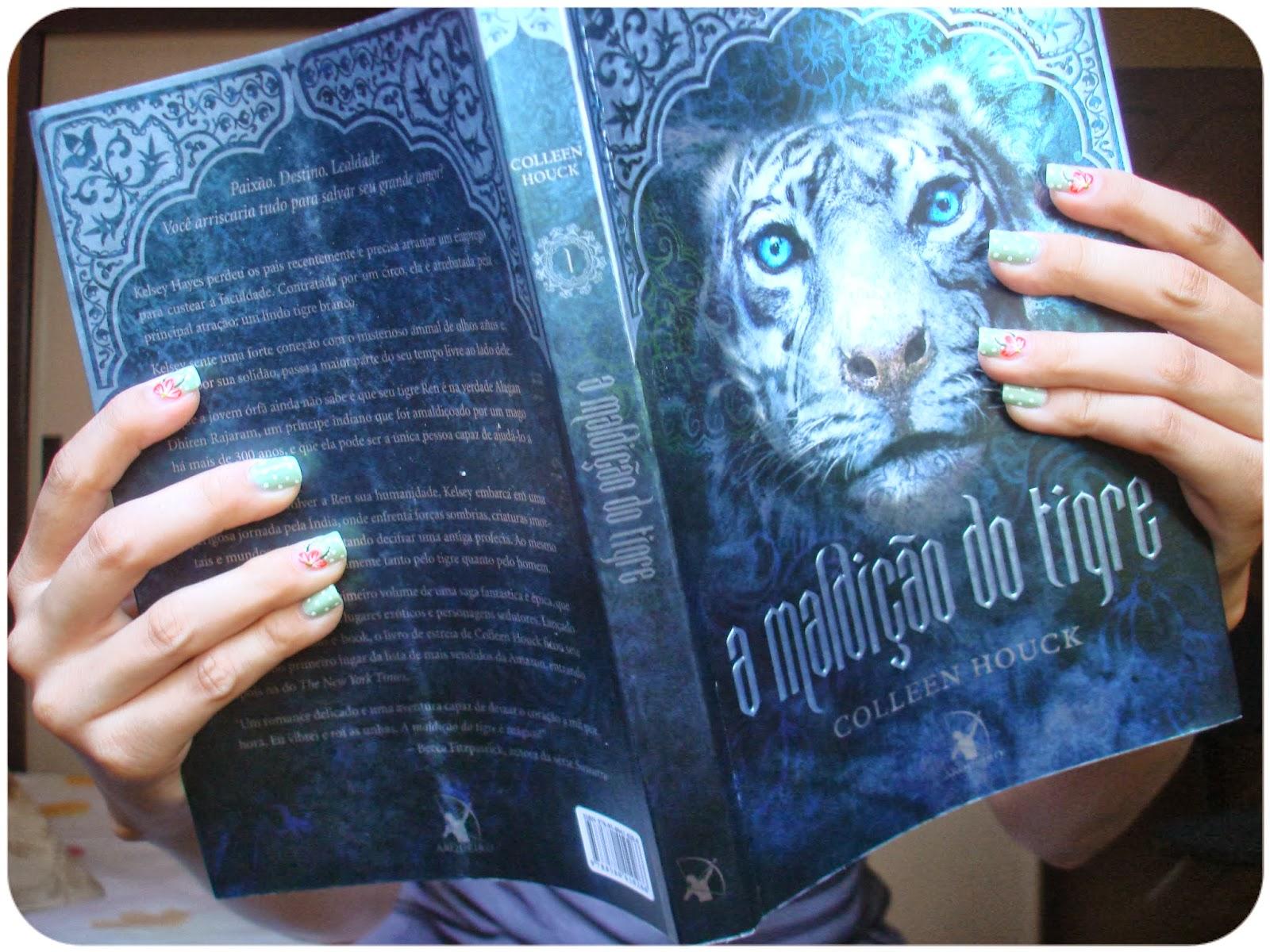 Frases A Maldição Do Tigre Entre Livros E Trânsitos