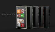 Nokia Lumia 920 official sports 1.5GHz Qualcomm S4, 4.5inch display