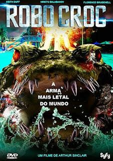 Robocroc: Terror Biônico - DVDRip Dublado